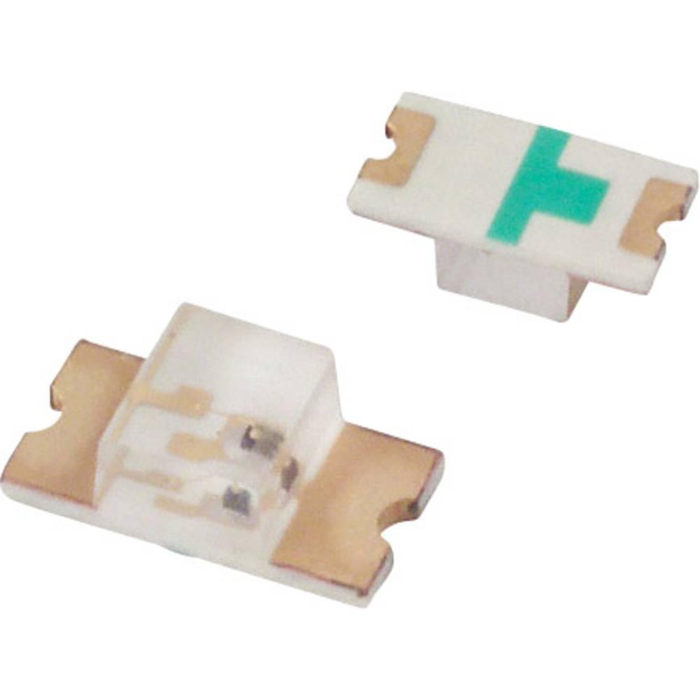SMD LED Lite-On LTST-C230GKT 3216 14 mcd 130 ° Grøn