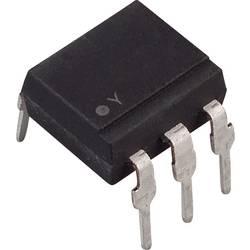 Optokobler fototransistor Lite-On CNY17-1 DIP-6 Transistor med basis DC