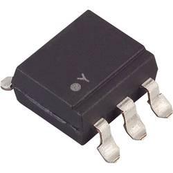 Optokobler fototransistor Lite-On CNY17-4S SMD-6 Transistor med basis DC