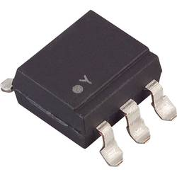 Optokobler fototransistor Lite-On CNY17F-2S SMD-6 Transistor DC