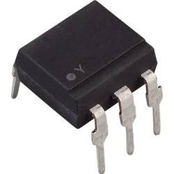 Optokobler fototransistor Lite-On CNY17F-4 DIP-6 Transistor AC , DC