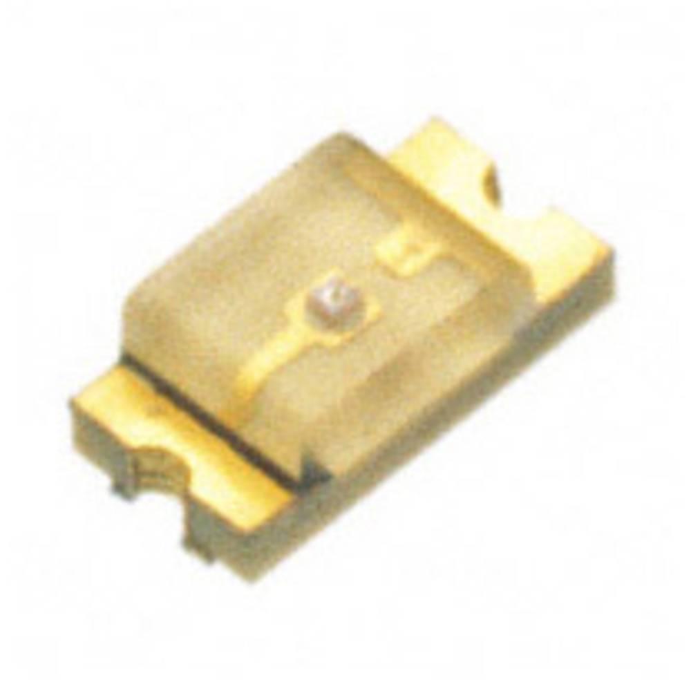 SMD LED Lite-On LTST-C150KFKT 3216 90 mcd 130 ° Orange