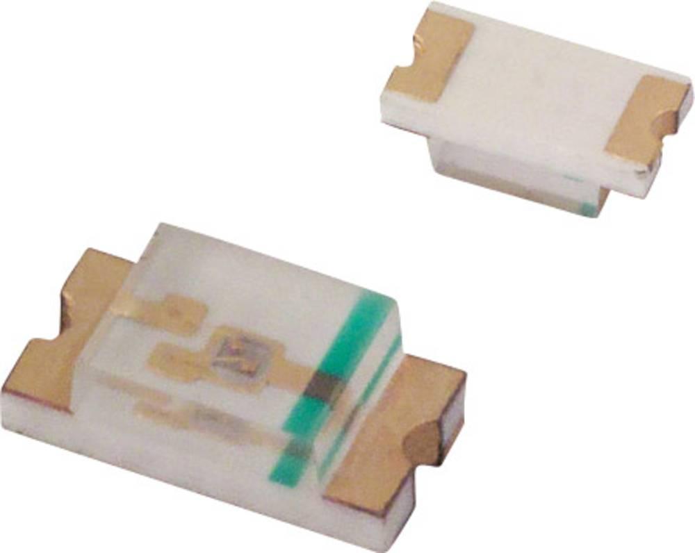 SMD LED Lite-On LTST-C150KRKT 3216 54 mcd 130 ° Rød
