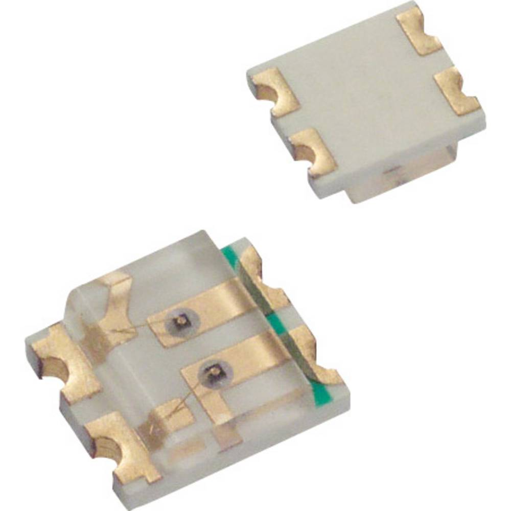 SMD LED Lite-On LTST-C155KGJRKT 3225 35 mcd, 45 mcd 130 ° Grøn, Rød