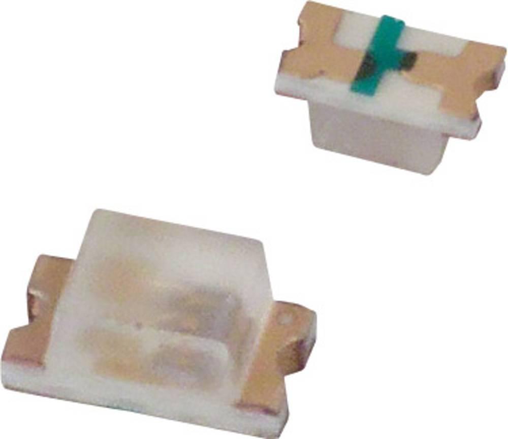 SMD LED Lite-On LTST-C190KRKT 1608 99 mcd 130 ° Rød