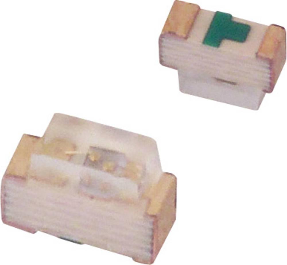 SMD LED Lite-On LTST-S270KGKT 1608 45 mcd 130 ° Grøn
