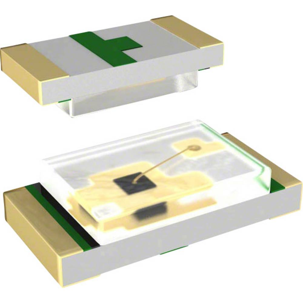 SMD LED Lite-On LTST-C194KFKT 1608 162.5 mcd 130 ° Orange