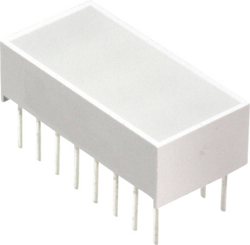 LED-komponent Lite-On (L x B x H) 20.16 x 10.65 x 10 mm Grøn