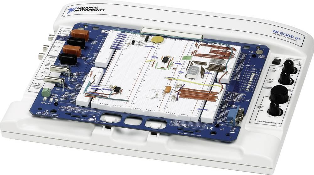 National Instruments NI ElvisII+ učna platforma za modularen razvoj v laboratoriju 780381-02