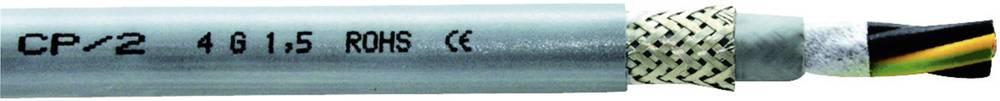 Energijski kabel EFK 300 CP 2 x 1 mm sive barve Faber Kabel 032570 meterski