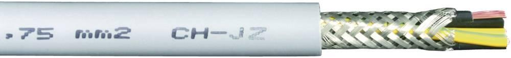 Krmilni kabel HSLCH-JZ 4 x 2.5 mm sive barve Faber Kabel 031819 meterski
