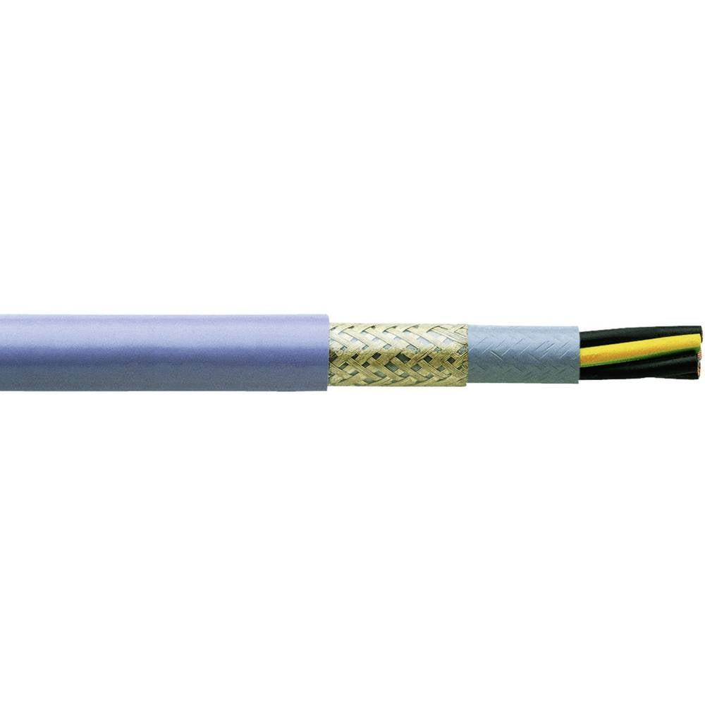 Krmilni kabel YSLYCY-OZ 3 x 1 mm sive barve Faber Kabel 031746 meterski