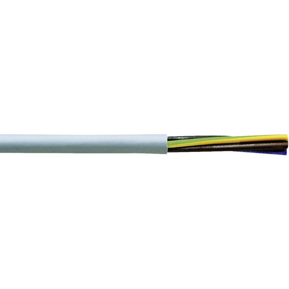 Krmilni kabel YSLY-JB 3 x 0.5 mm sive barve Faber Kabel 030865 meterski