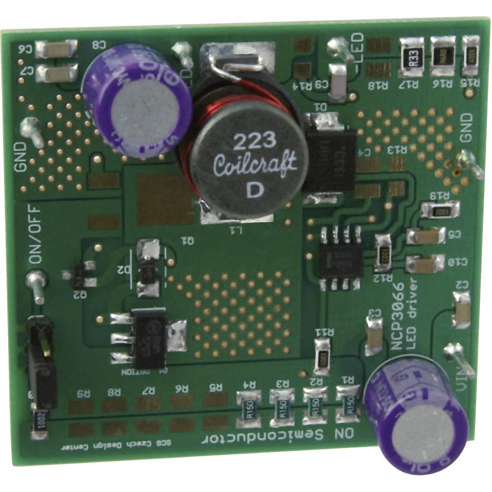 Razvojna plošča ON Semiconductor NCP3066SCBCKGEVB