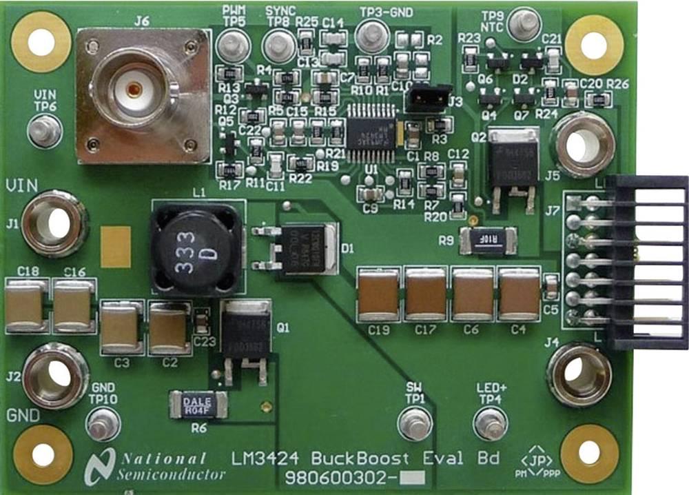Razvojna plošča Texas Instruments LM3424BKBSTEVAL/NOPB