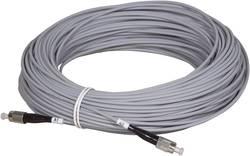 Glasfiber Lyslederkabel Tilslutningskabel Triax TFC 9/125µ 75 m