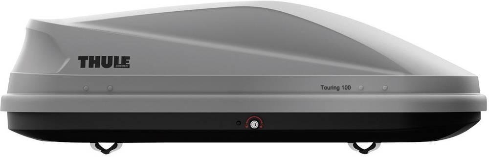 Thule kutija za krov Touring 100 titan aero 634100