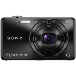 Digitalkamera Sony Cyber-Shot DSC-WX220B 18.2 MPix Sort