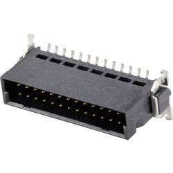 SMC-hankonnektor 244854 Samlet poltal 12 Antal rækker 2 ERNI 1 stk