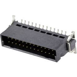 SMC-hankonnektor 63210 Samlet poltal 50 Antal rækker 2 ERNI 1 stk