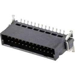 SMC-hankonnektor 244857 Samlet poltal 68 Antal rækker 2 ERNI 1 stk