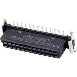 SMC-hankonnektor 154808 Samlet poltal 68 Antal rækker 2 ERNI 1 stk