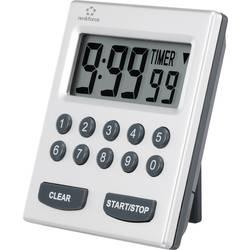 Timer Renkforce 9902 Sølv digital
