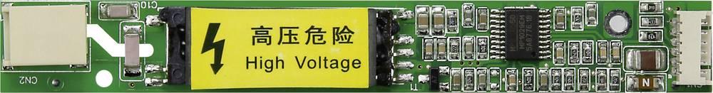 LCD inverter 12 V primeren za: CCFL osvetlitev ozadja (D x Š x V) 90 x 12 x 6 mm TPI-01-0110