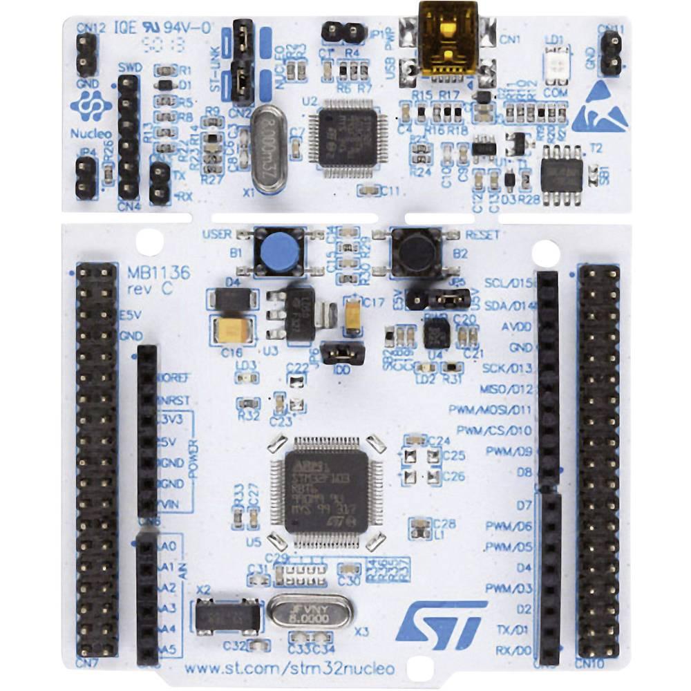 Razvojna plošča STMicroelectronics Nucleo za mikrokontrolnik STM3, NUCLEO-F030R8