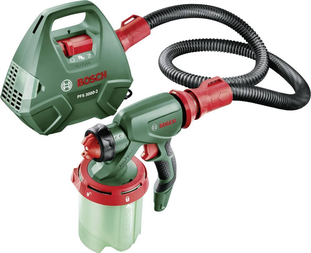 Bosch sistem za pršenje barve PFS 3000-2, 1000 ml, 0603207100