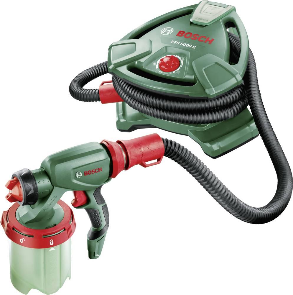 Bosch sistem za pršenje barve PFS 5000 E, 1000 ml, 0603207200