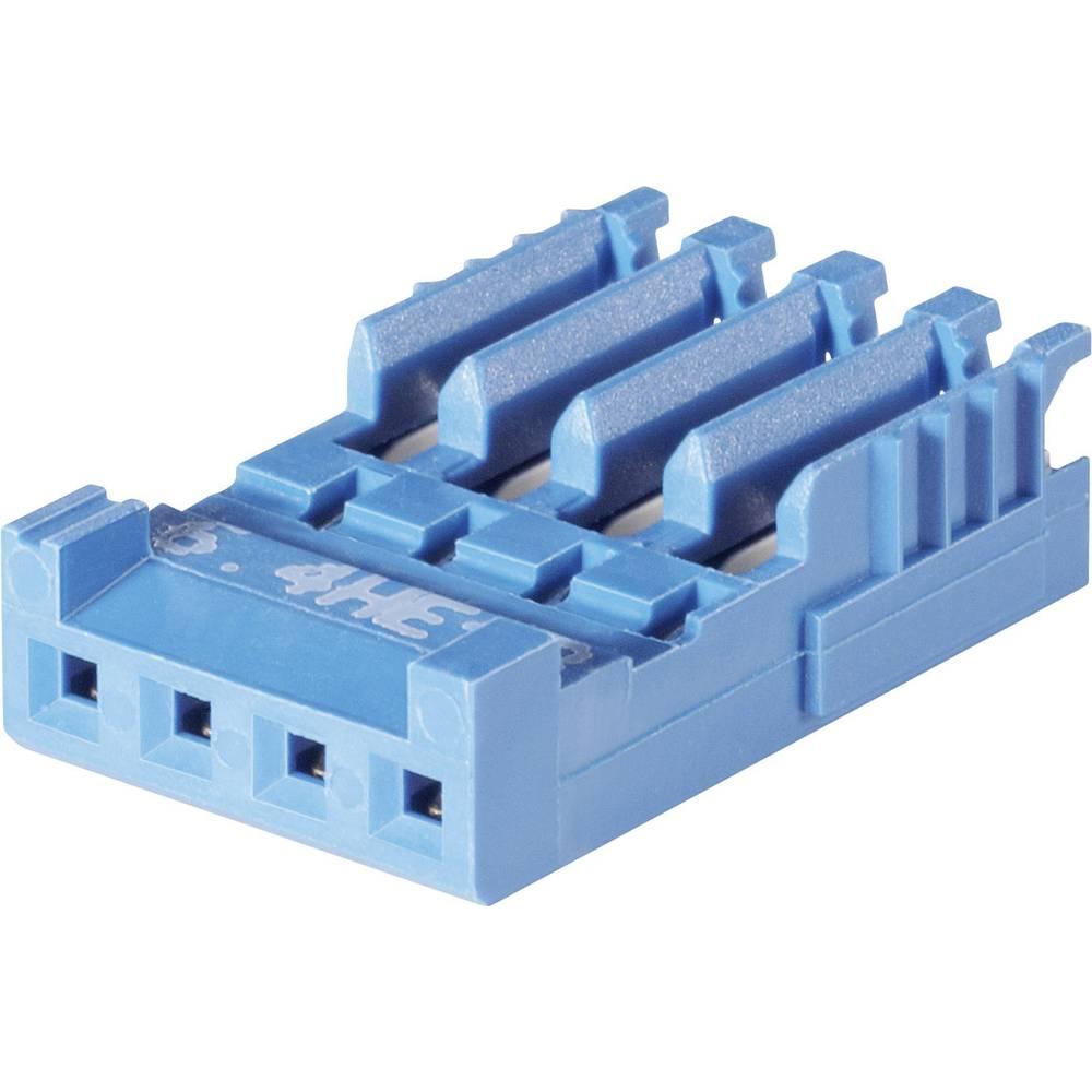 Ohišje za konektorje TE Connectivity 281786-5 : 2.54 mm 1 kos