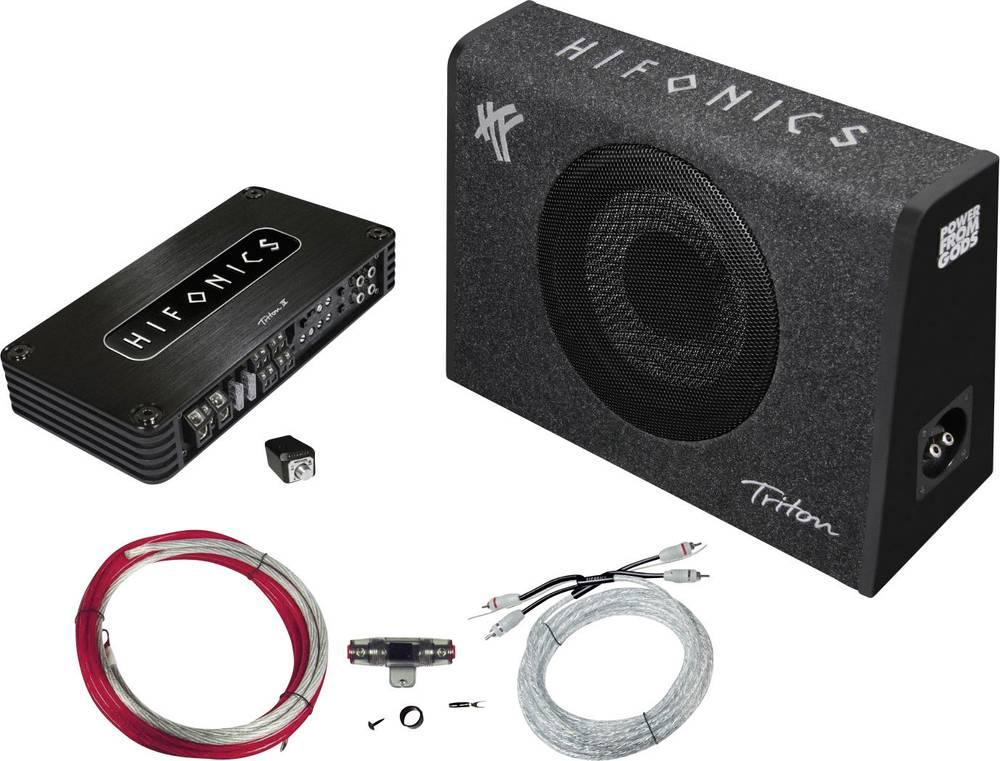 Car-Hi-Fi-sæt Hifonics TBP800.4 300 W