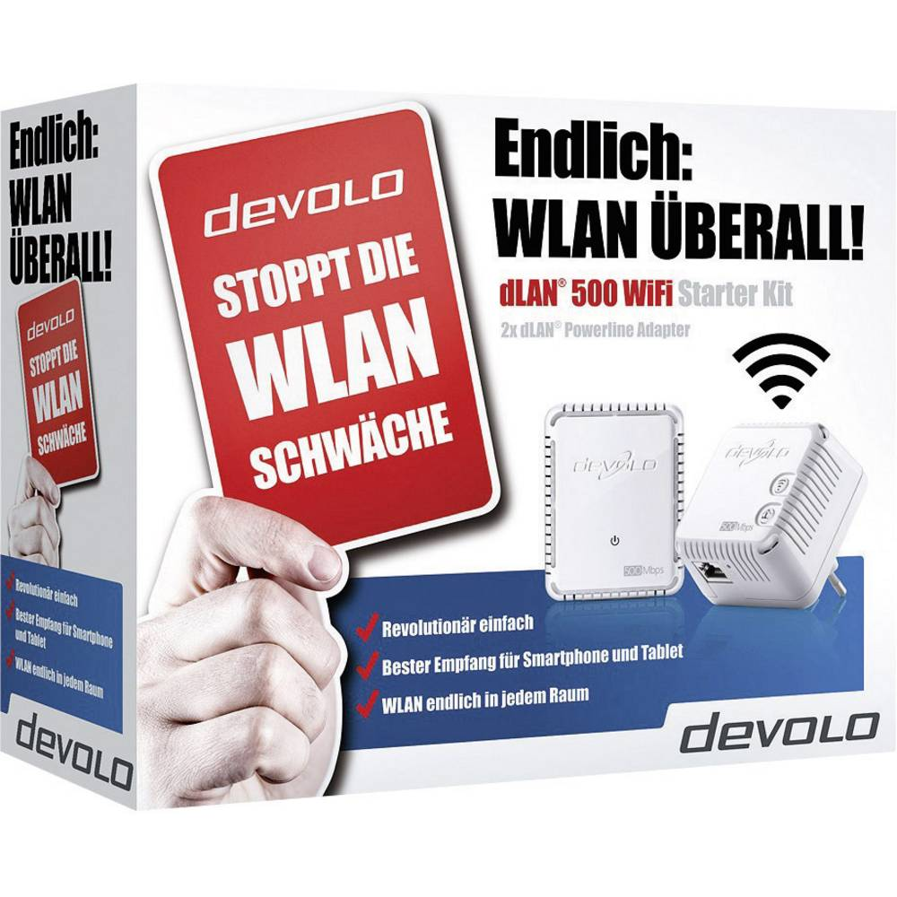 Fire Alarm System Wiring Diagram Eesgi Security Technology Devolo Dlan 500 Wifi Powerline Starter Kit Mbps From