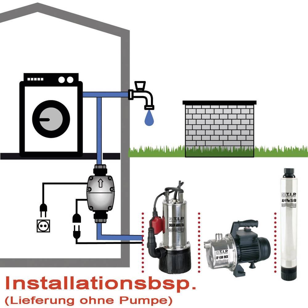 Tip Brio 2000 M Water Pressure Switch 230 V Ac From Wiring Diagram Flow