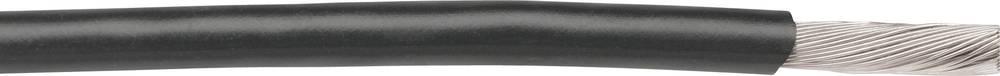Finožični vodnik EcoWire 1 x 0.08 mm Schiefer-sive barve AlphaWire 6710 30.5 m