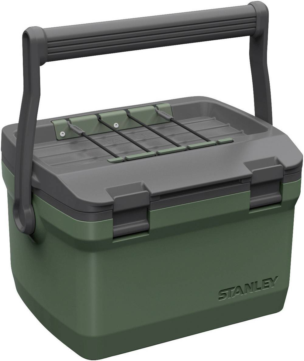 Køleboks Stanley Adventure Sort-grøn 6.6 l