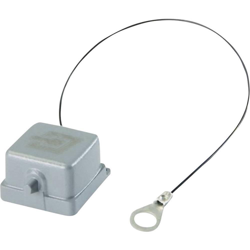 STX V5 zaščita pred prahom za prirobnice verzije 5 H80030A0006 iz aluminija Telegärtner H80030A0006 1 kos
