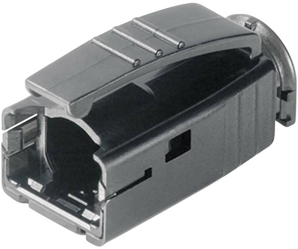 STX ustnik za zaščito pred ukrivljanjem za RJ45-vtič H86011A0003 modre barve Telegärtner H86011A0003 1 kos