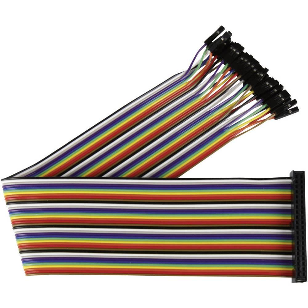 Priključni kabel za Raspberry Pi®, večbarven, RB-CB2-30