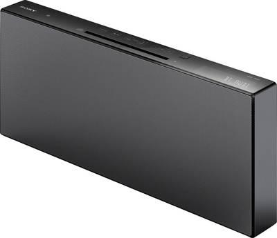 Image of Sony CMT-X5CDB Audio system AUX, Bluetooth, CD, DAB+, NFC, FM, USB, 2 x 20 W Black