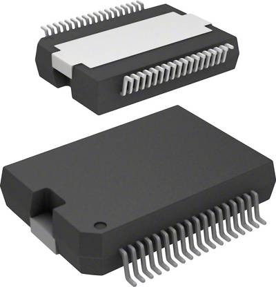 Image of PMIC - voltage regulator - special purpose Infineon Technologies TLE7368E DSO 36 PG