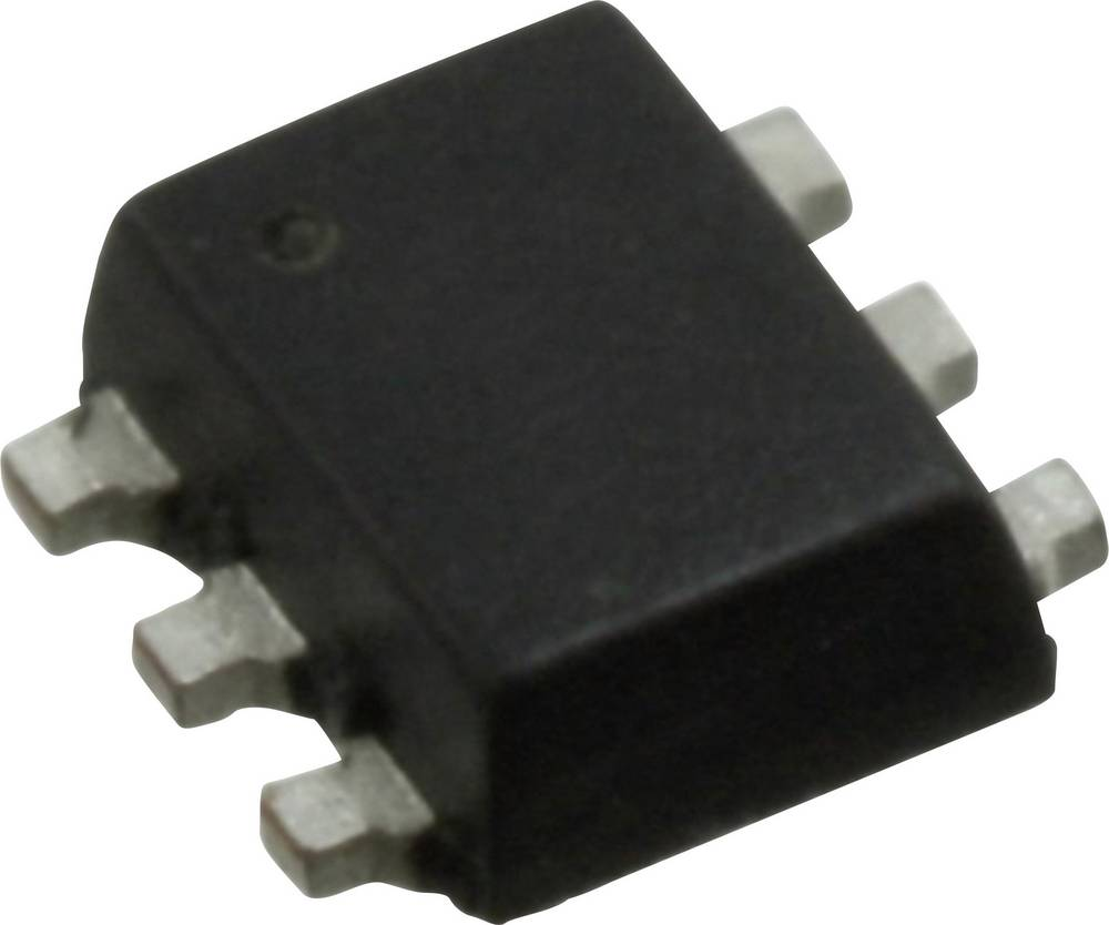 TVS dioda STMicroelectronics ESDALC6V1P6 vrsta kućišta SOT-666