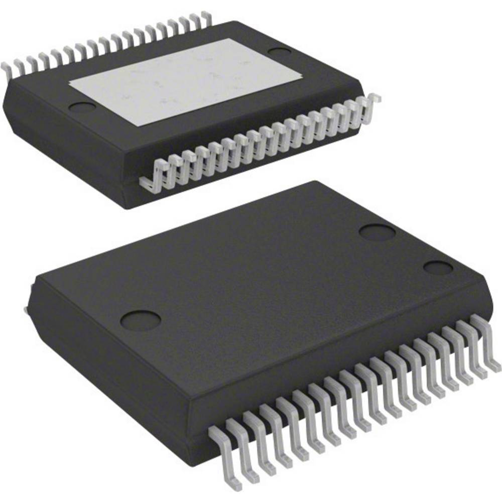 Pmic Gate Half Bridge Drivers Stmicroelectronics Vnh7013xptr Circuit Also Electrical On E Inductive Mosfet Power Powersso 36