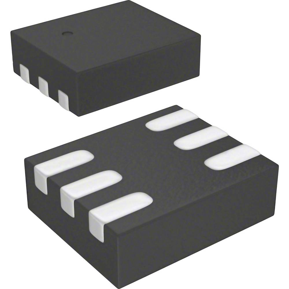 Senzor ambijentalnog osvjetljenja Maxim Integrated MAX44009EDT+T vrsta kućišta UDFN-6