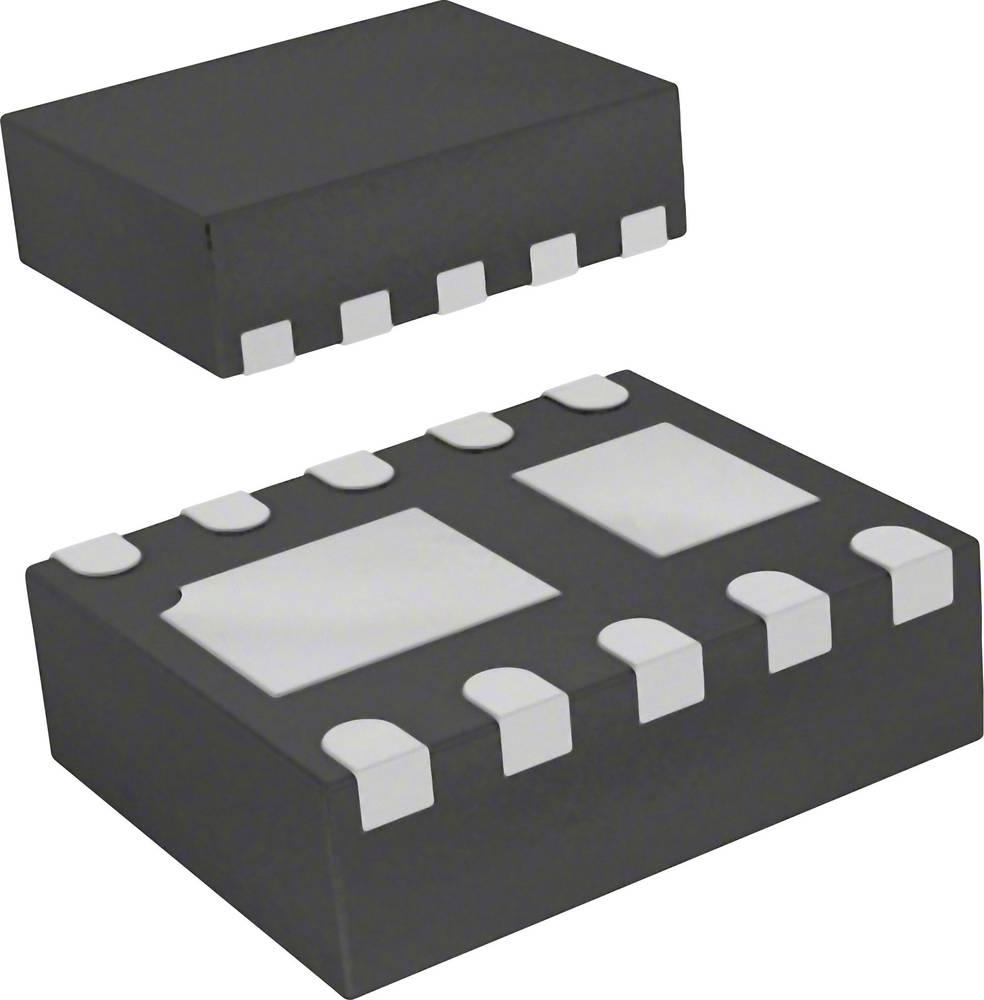 PMIC - strømstyring - specialiseret STMicroelectronics STBP120AVDK6F 170 µA TDFN-10 (2.5x2)