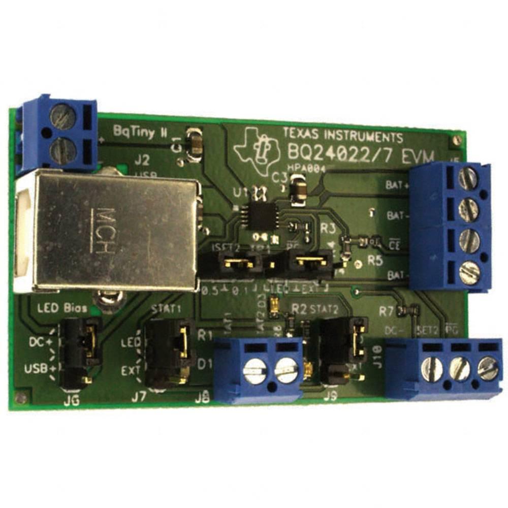 Razvojna plošča Texas Instruments BQ24022EVM