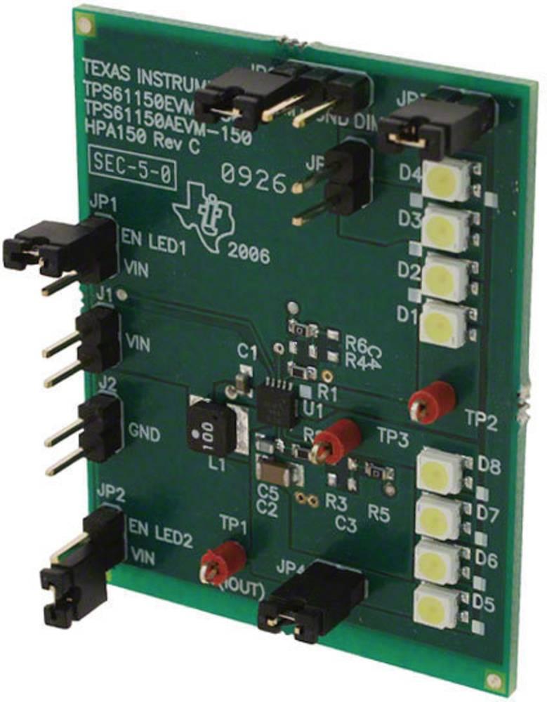 Razvojna plošča Texas Instruments TPS61150EVM-150