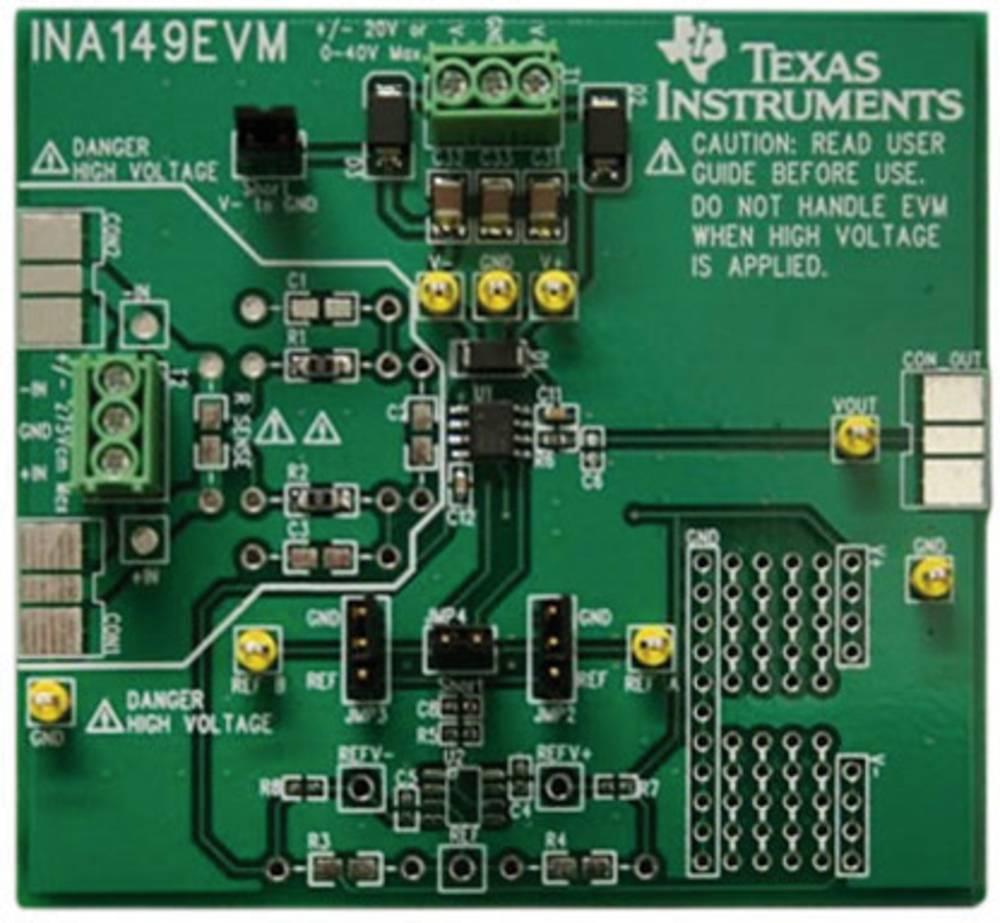 Razvojna plošča Texas Instruments INA149EVM