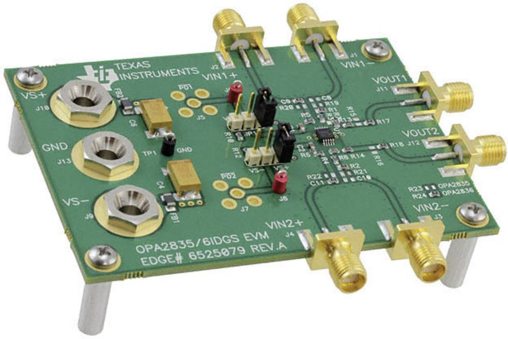 Razvojna plošča Texas Instruments OPA2836IDGSEVM